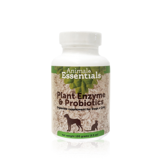 Animal Essentials。Plant Enzyme