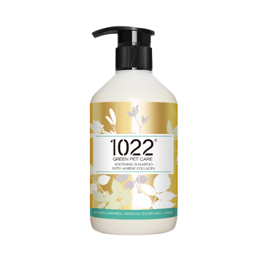 【1022】Soothing Shampoo