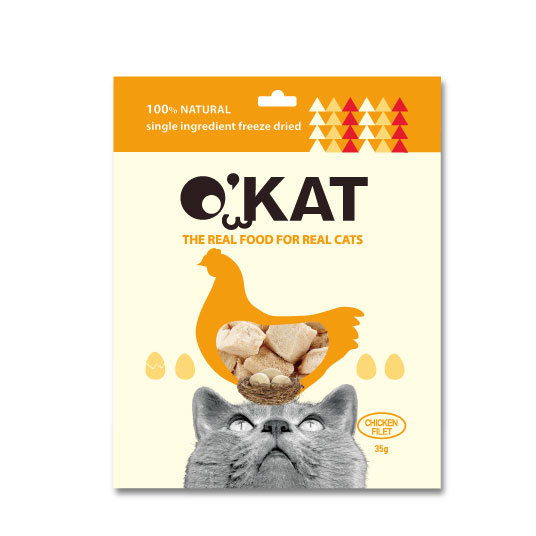 O'KAT。Chicken Breast