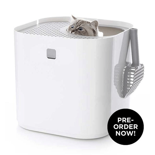 MODKO LITTER BOX - White