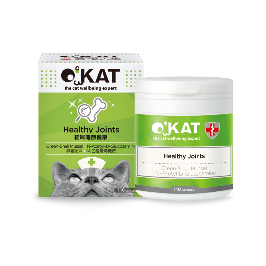 【O'KAT】Healthy Joints For Cats