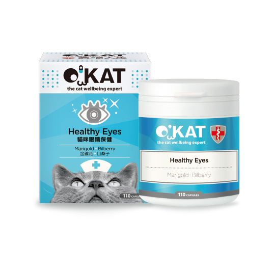【O'KAT】 Healthy Eyes For Cats