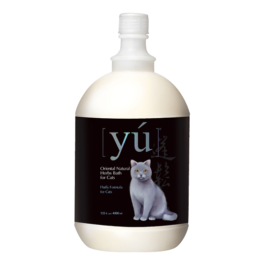 YU。Fluffy Formula for Cats