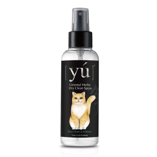 【 YU 】Easy-Clean & Softness For Lovely Cats formula