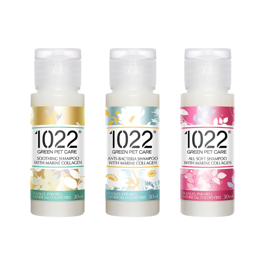 1022。Green Pet Care Shampoo 30ml