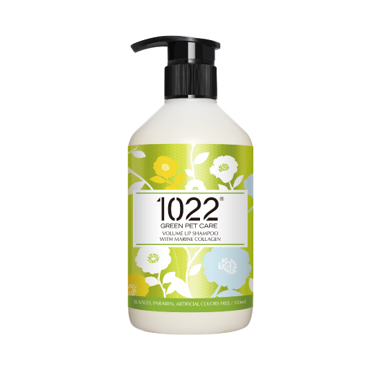 【1022】 Volume Up  Shampoo