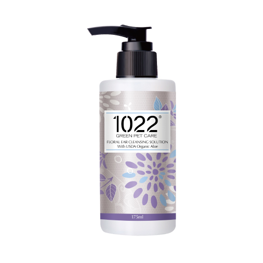 1022。Floral Ear Cleansing Solution